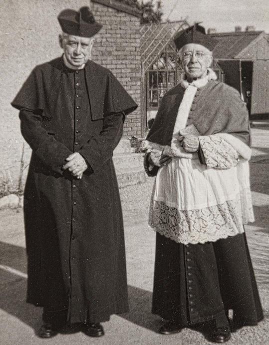 Leo and Alphonse Arendzen