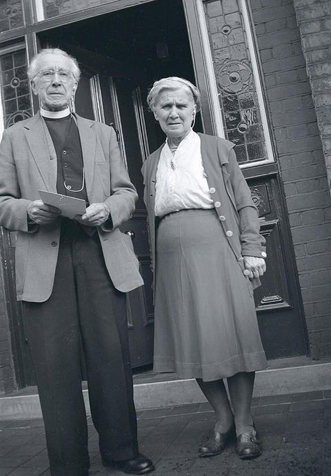 Leo and Bernadine Arendzen
