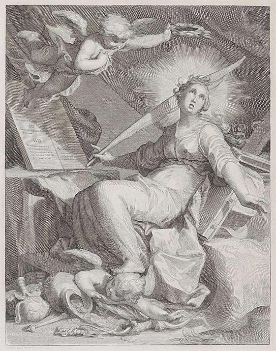 Triumph of Faith by Leo Stracké.