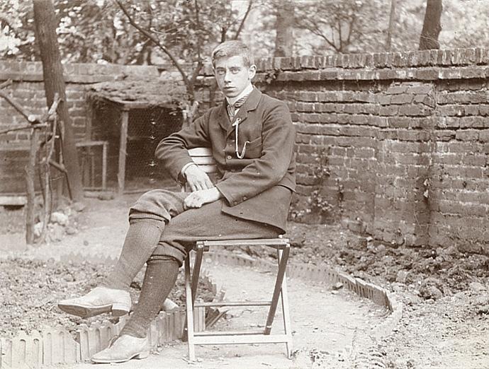 William Arendzen at Quex Road